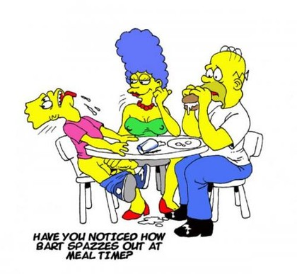 Simpsons Cartoon Sex