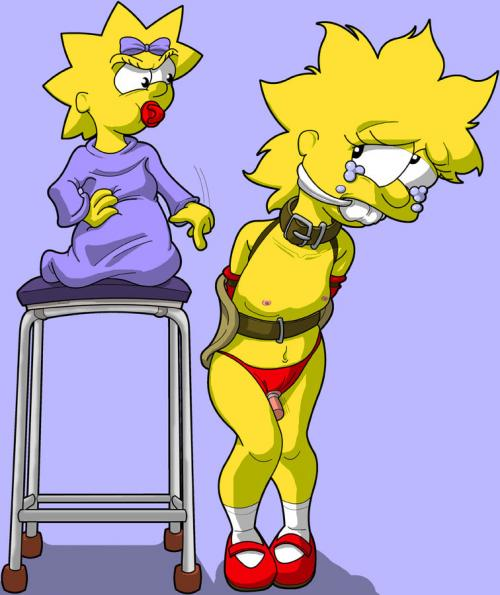 Maggie Simpson Hentai Porn
