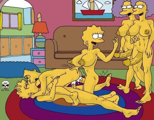simpson cartoon porn comic strips