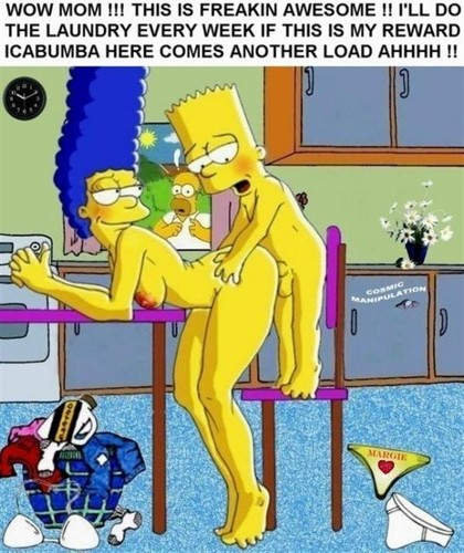 Sex Games The Simpsons