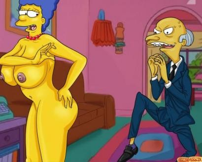 simpson marge et