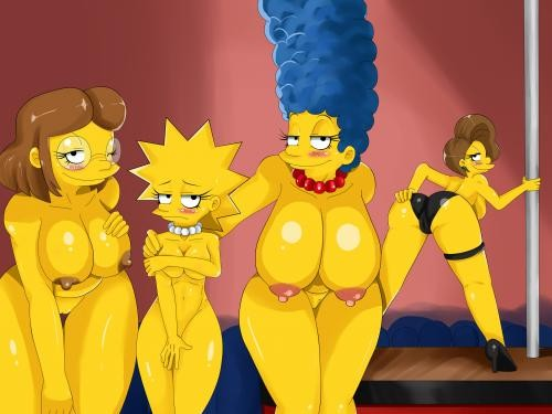 Simpsons Hentai Free Video