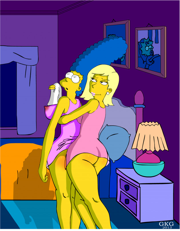 Simpsons Sex Games