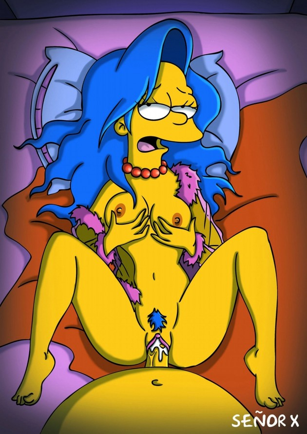 Hentai Simpsons Games