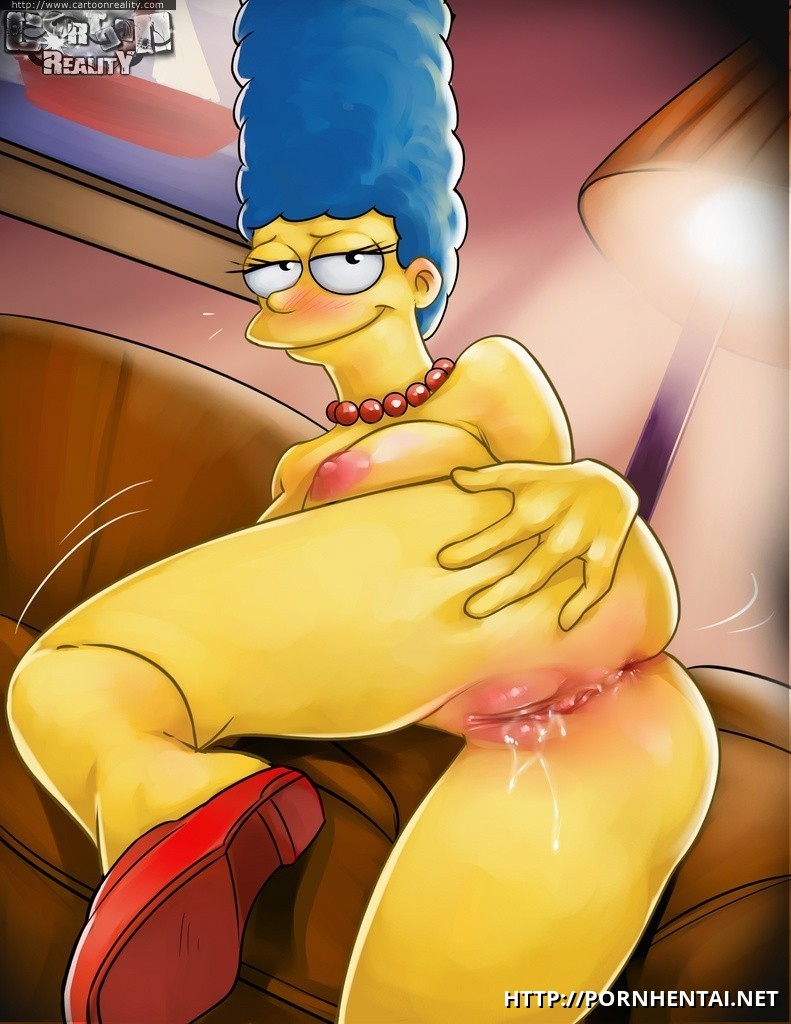 Cartoon Sex Simpsons